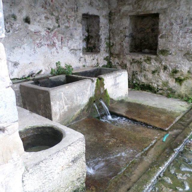 Η πάνω βρύση στην κατω Βέργας
